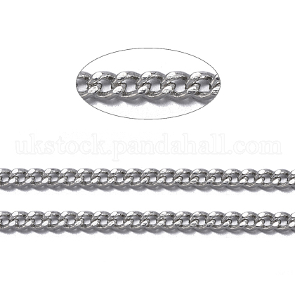 Brass Twisted ChainsUK-X-CHC-S108-P-NF-1