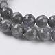 Natural Labradorite Beads StrandsUK-G-G213-4mm-03-3
