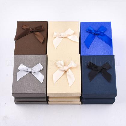 Cardboard Jewelry Set BoxesUK-CBOX-S019-15-1