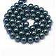 Shell Pearl Beads StrandsUK-SP8MM612-K-3