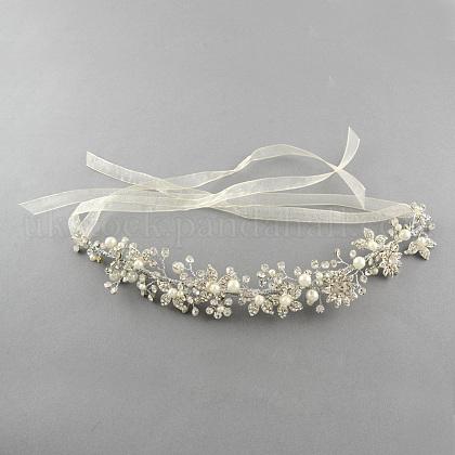 Wedding Bridal Decorative Hair AccessoriesUK-OHAR-R196-08-1