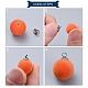 Iron Screw Eye Pin Peg BailsUK-E561Y-S-5