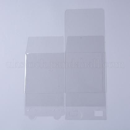Foldable Transparent PVC BoxesUK-CON-BC0005-77A-1