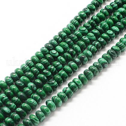 Synthetic Malachite Bead StrandsUK-G-UK0003-04E-1