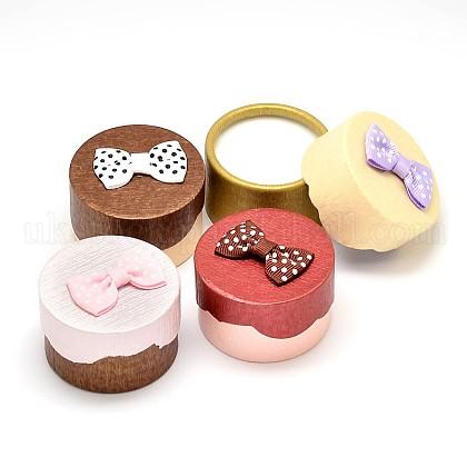 Round Cardboard Rings BoxesUK-CBOX-L001-03-K-1