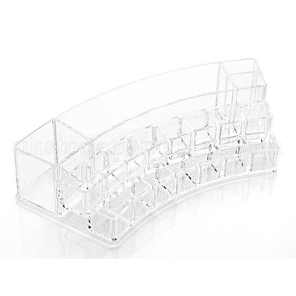 Plastic Cosmetic Storage Display BoxUK-ODIS-S013-09-1