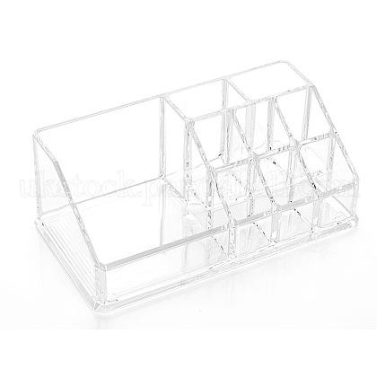 Plastic Cosmetic Storage Display BoxUK-ODIS-S013-13-1