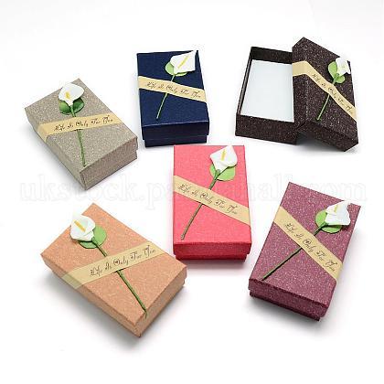 Cardboard Jewelry BoxesUK-CBOX-S015-04-1