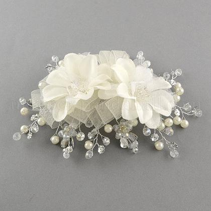 Wedding Bridal Decorative Hair AccessoriesUK-OHAR-R196-03-1