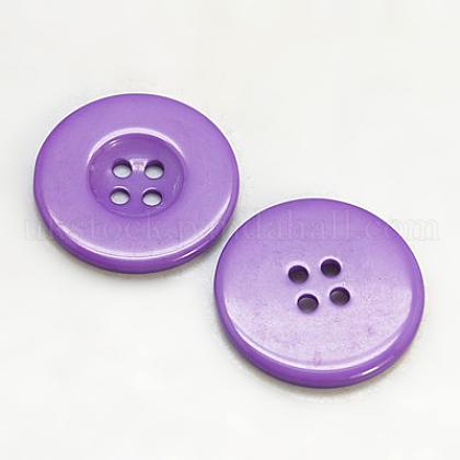 Resin ButtonsUK-RESI-D033-25mm-09-1