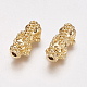 Feng Shui Real 24K Gold Plated Alloy BeadsUK-PALLOY-L205-06D-1