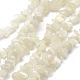 Natural Moonstone Beads StrandsUK-G-P332-01-1