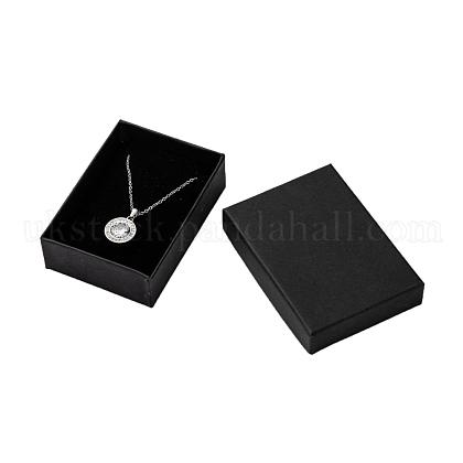 Cardboard Jewelry Set BoxesUK-CBOX-S008-04-1